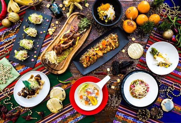 Christmas Eve Dinner Menu.Christmas In Dubai 2018 Where To Spend Christmas Eve
