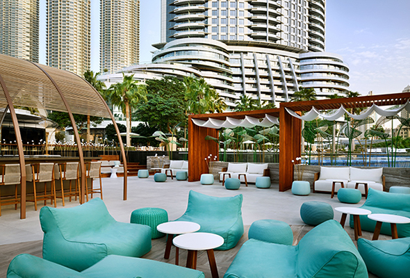 Review Zeta At Address Downtown What S On Dubai