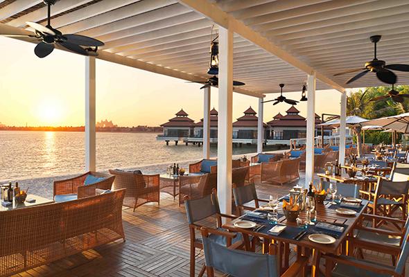 15 Of Dubai S Best Beachfront Restaurants What S On Dubai
