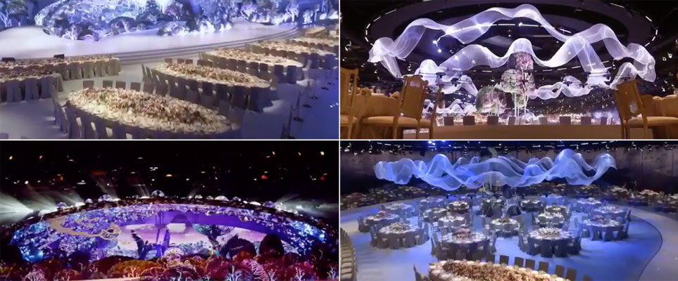 Sheikh Mohammed's daughter shares unseen wedding videos