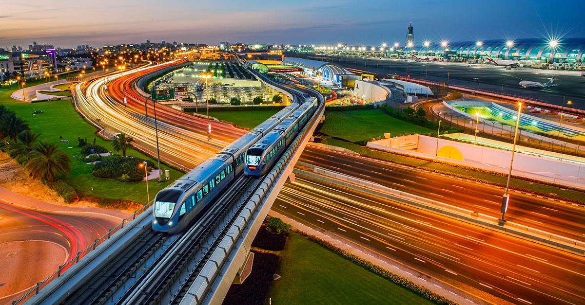 A Guide to the Dubai Metro – getting around