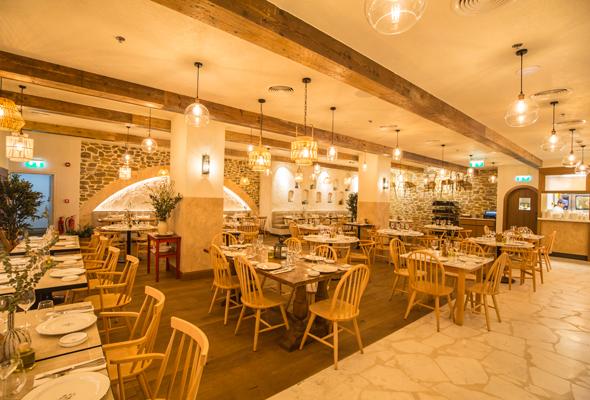 First Look Taverna Cosy Greek Dining Arrives In Madinat Jumeirah
