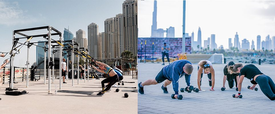 7 outdoor gyms you need to try this winter - What's On Dubai