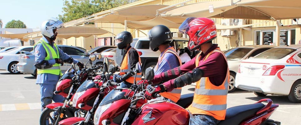 How To: Get A Motorcycle Licence In Dubai