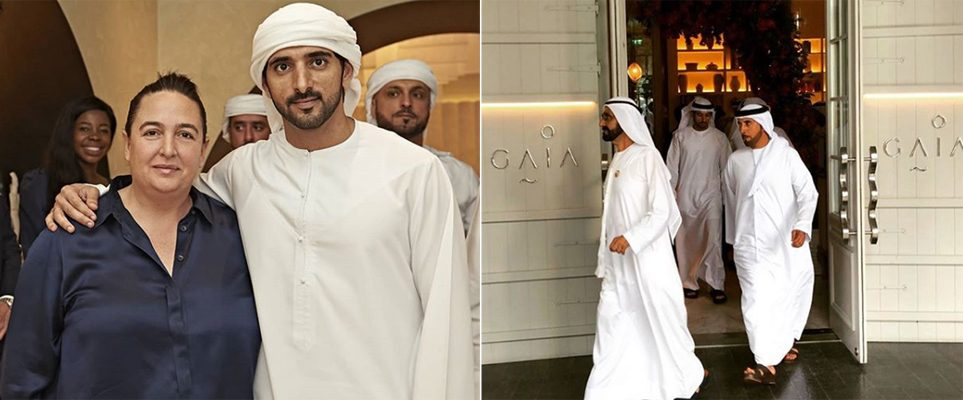 10 royal-approved Dubai restaurants