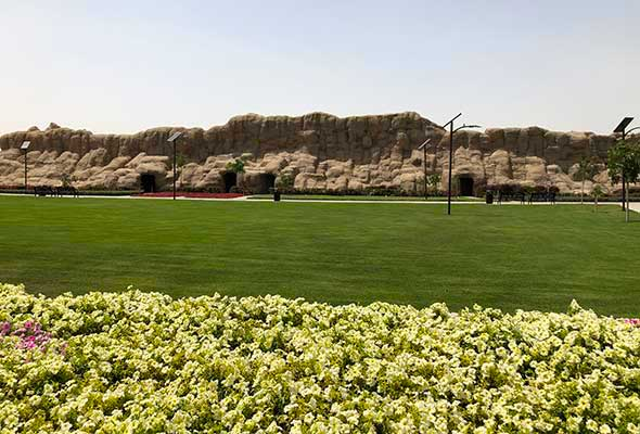 The beautiful Quranic Park in Dubai is now open - what's on