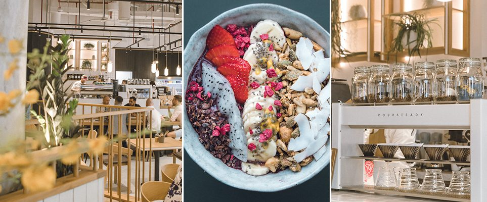 A new Common Grounds JLT opens in Almas Towers