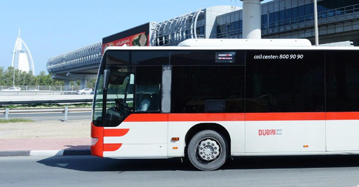 Dubai S Rta Launches 9 New Bus Routes What S On Dubai