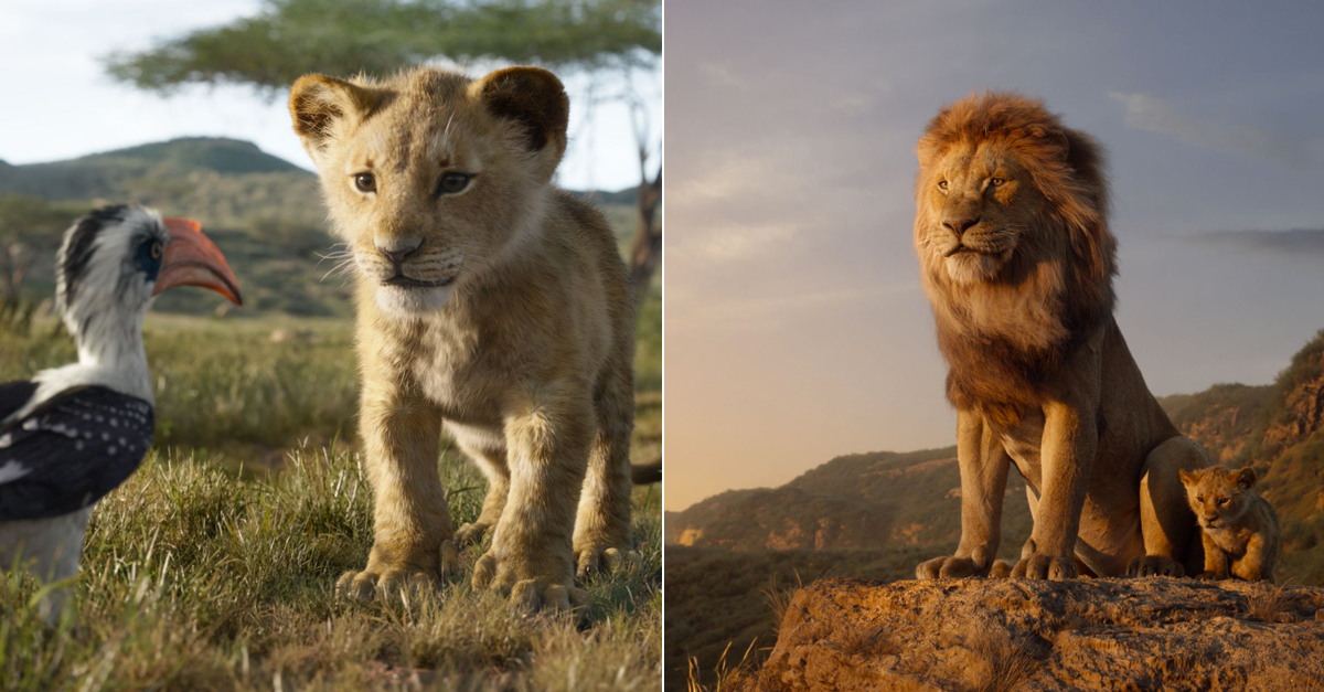 watch  new trailer for the lion king lands 100 days ahead