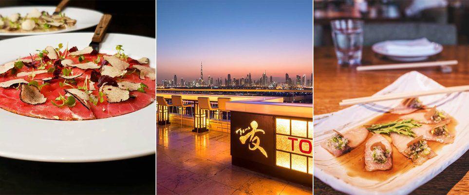 17 Of The Best Japanese Restaurants In Dubai What S On Dubai