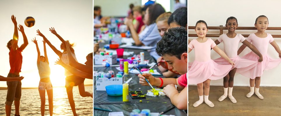 14 summer camps in Dubai to keep the kids entertained over