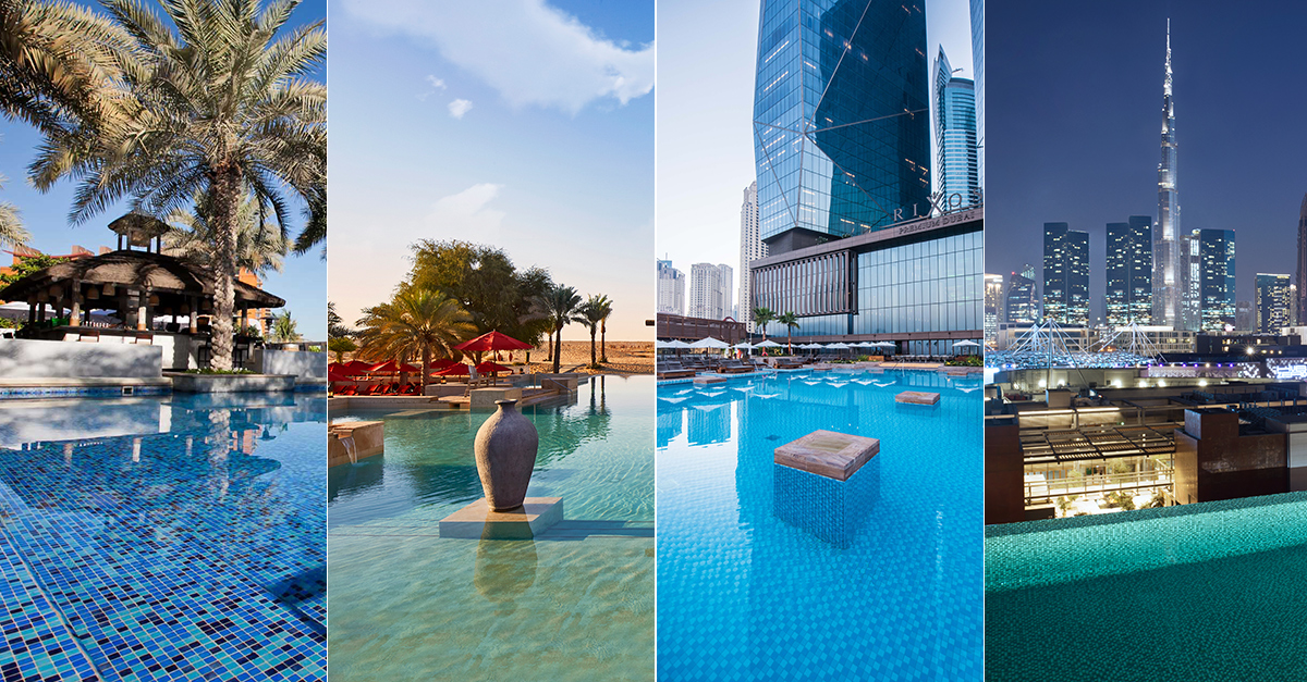 The best summer pool and beach deals in Dubai 2019