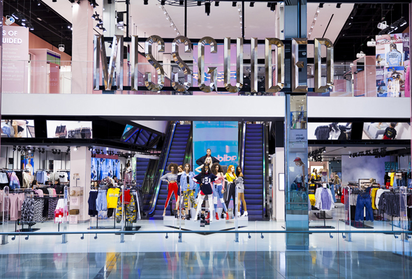 6044eee297 One of 13 brands opening in The Galleria from retail group AZADEA,  Missguided will open alongside popular brands including Decathlon, the  one-stop shop for ...