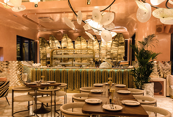 12 of the most Instagrammable restaurants in Dubai