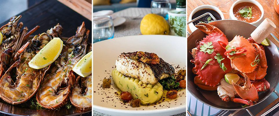 21 Of The Best Seafood Restaurants In Dubai What S On Dubai