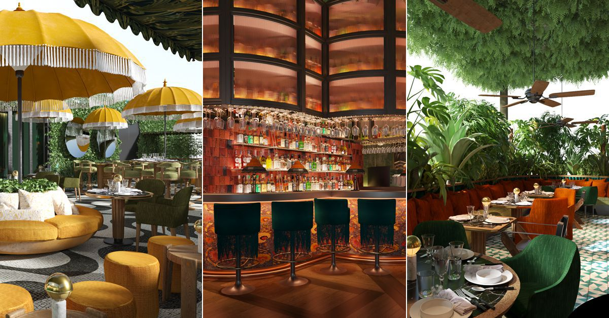Rainforest-inspired restaurant Amazonico is opening in Dubai's DIFC