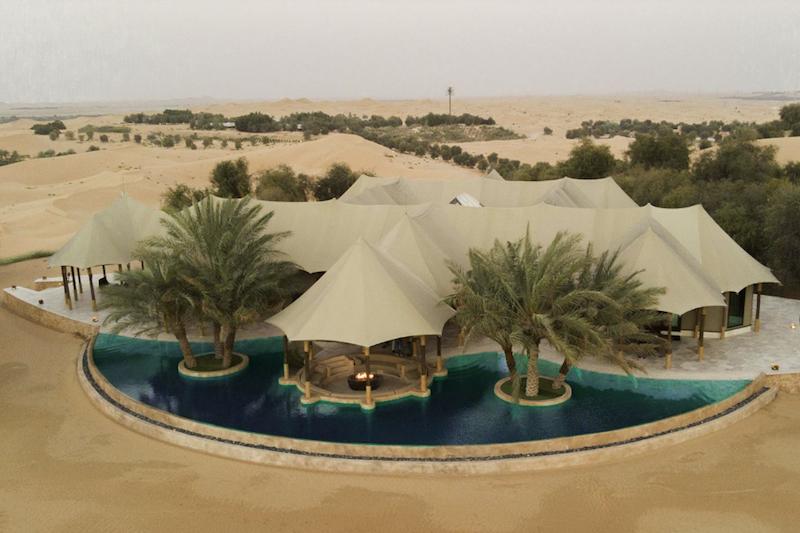 Telal desert resort UAE
