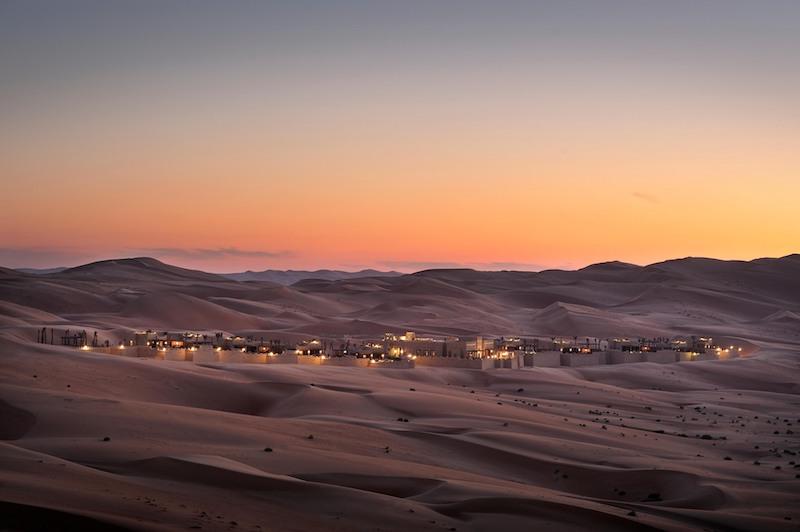 anantara qasr al sarab desert resort UAE