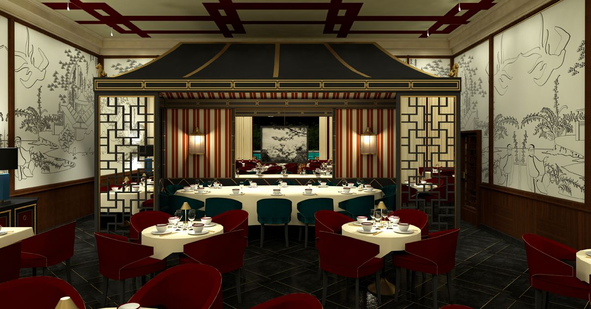 Upscale new Asian restaurant Shanghai Me to open in DIFC in October