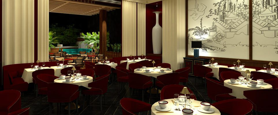 Upscale New Asian Restaurant Shanghai Me To Open In Difc In