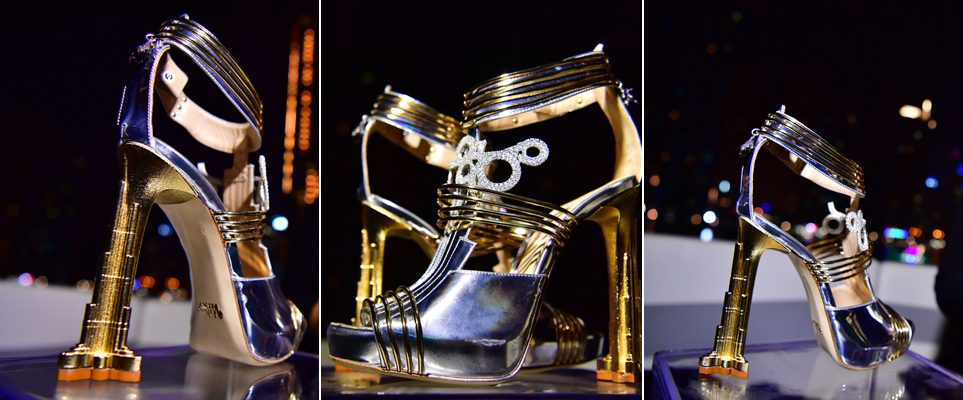most expensive shoe in the world