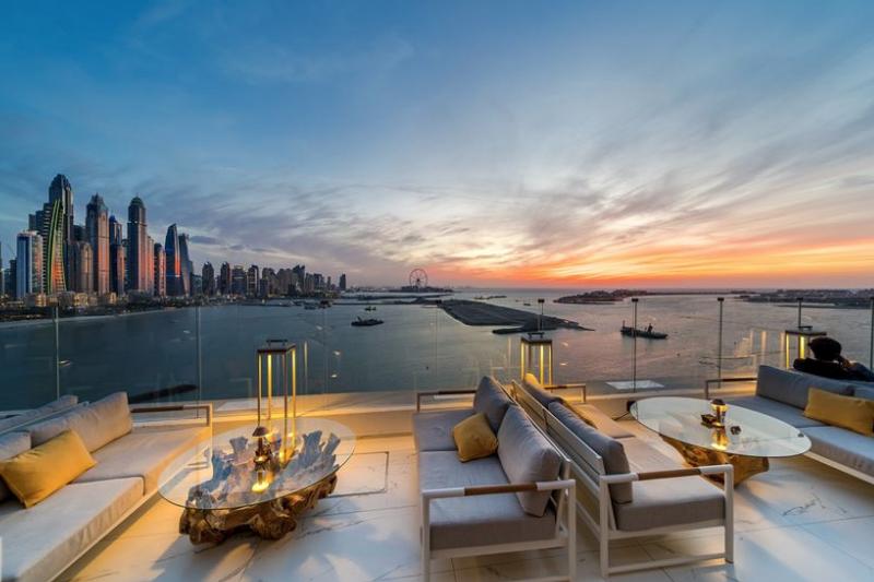 penthouse five palm jumeirah