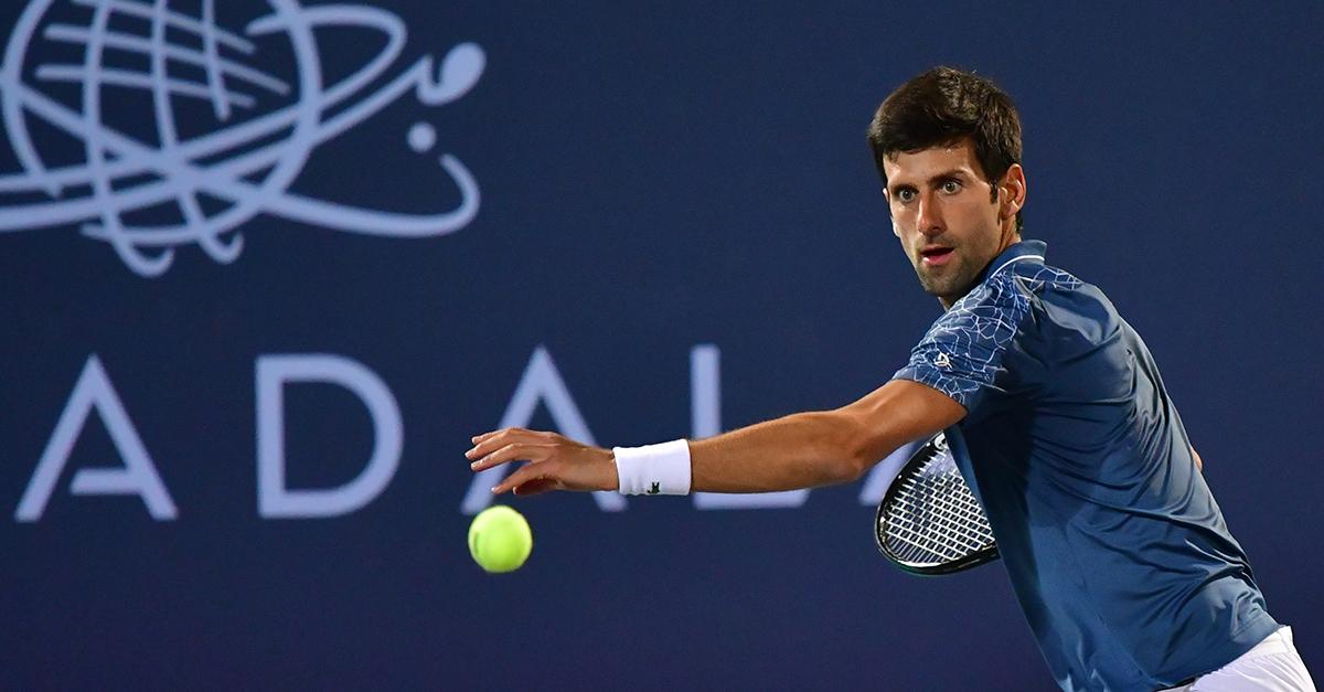 Novak Djokovic confirmed to play at Mubadala World Tennis Championship - What's On Dubai