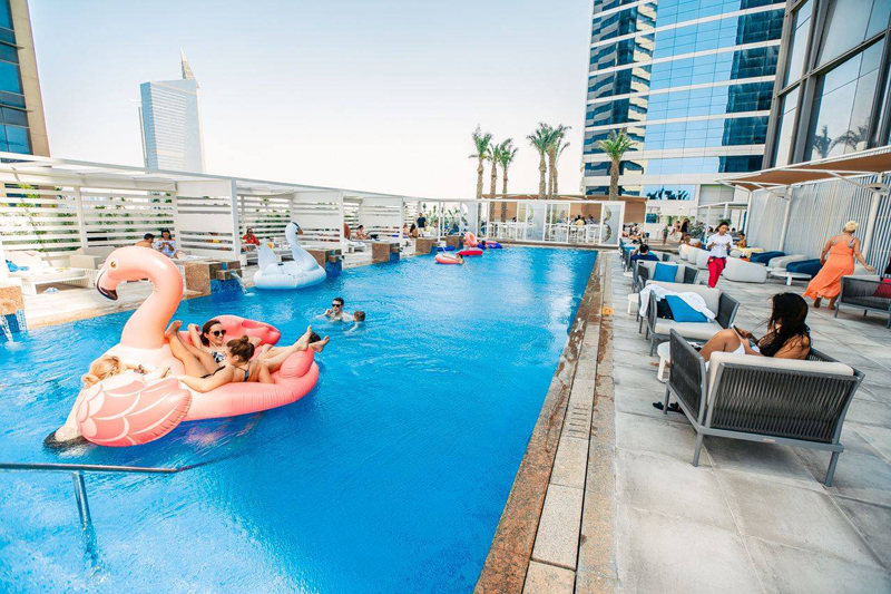 redeemable pool pass dubai coco lounge 2