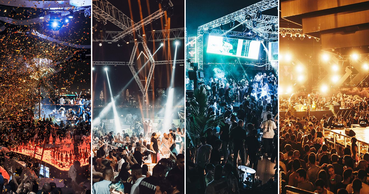A definitive guide to Dubai's best nightclubs - What's On ...