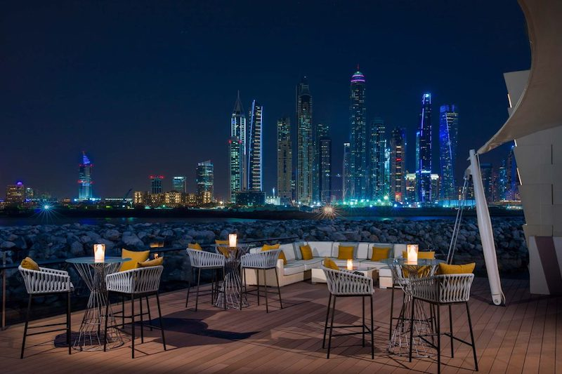 101 romantic restaurant dubai