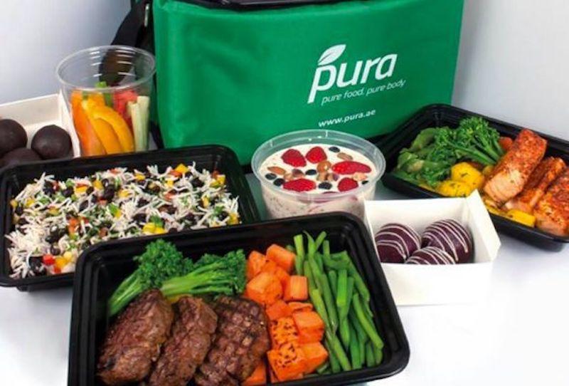 pura healthy meals