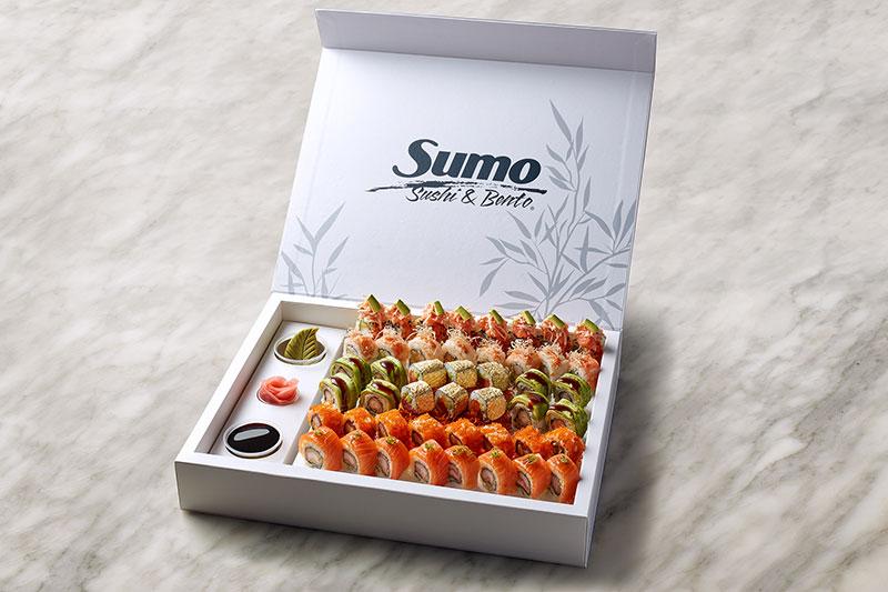 sumo sushi and bento