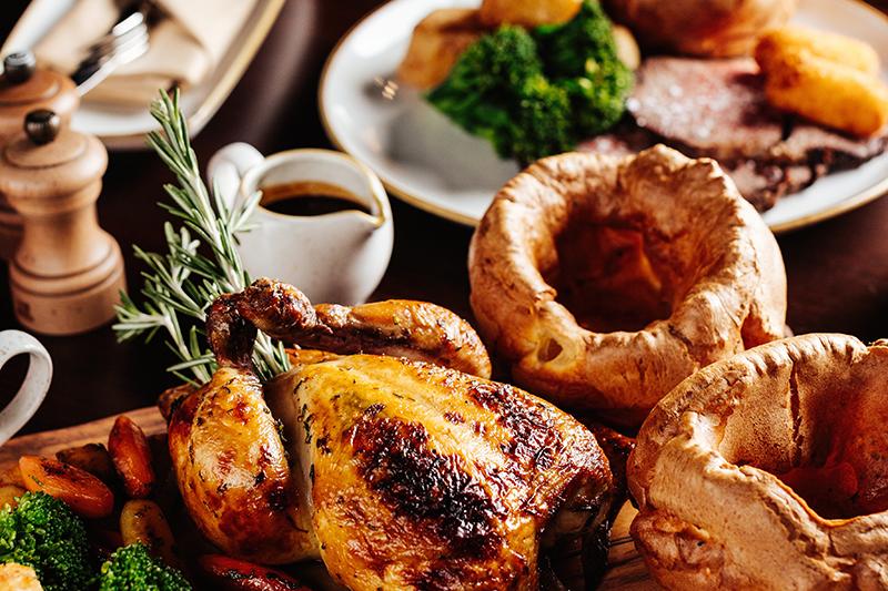 The Nine Great British Roast