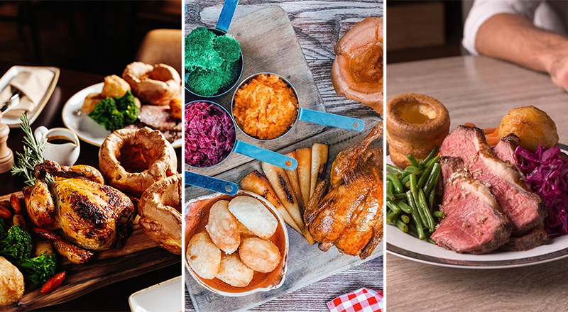 best roast dinners in dubai