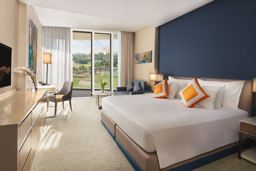 JA Lake View Hotel