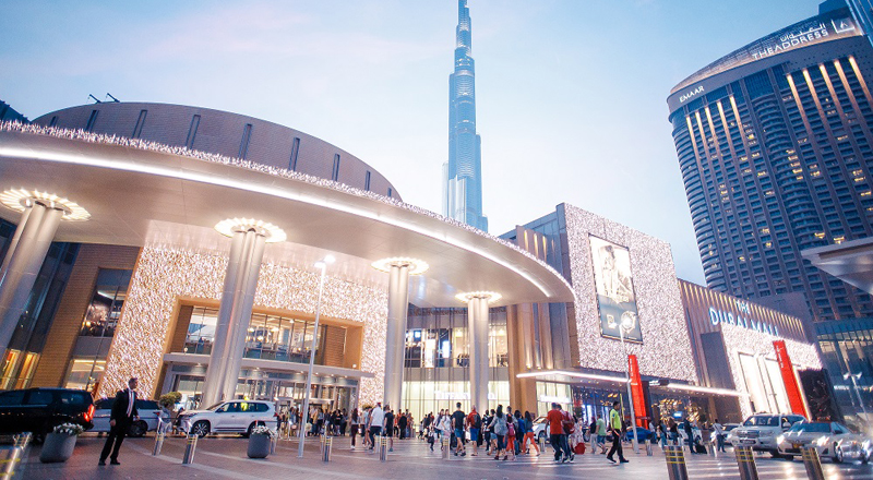 The Dubai Mall Featured