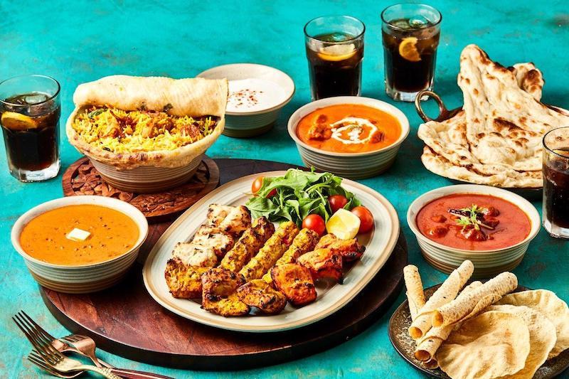Zafran Family Meal image