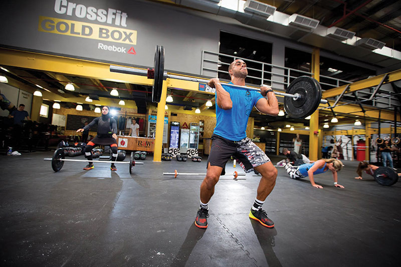 GOLDBOX CROSSFIT