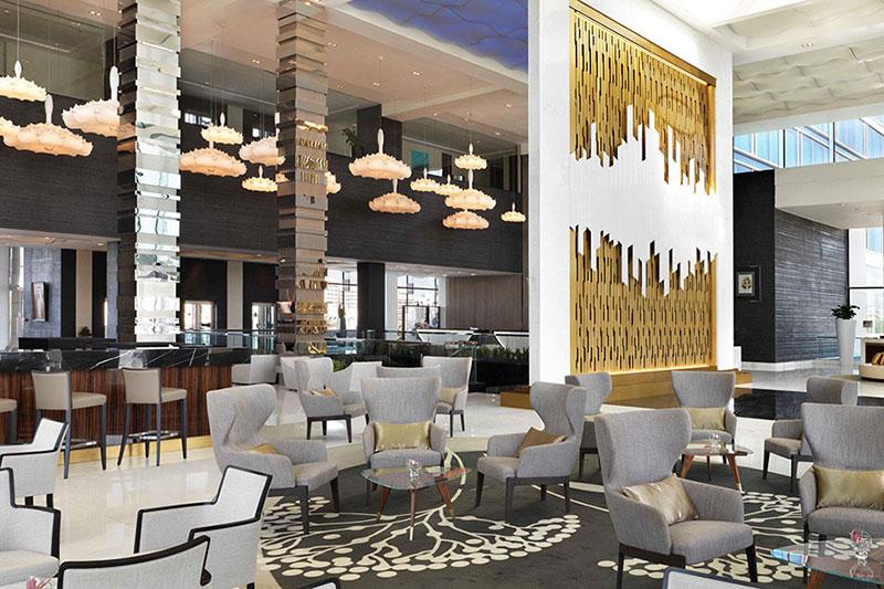 Lobby Lounge, Fairmont Bab Al Bahr