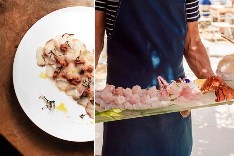 Nammos Dubai seafood