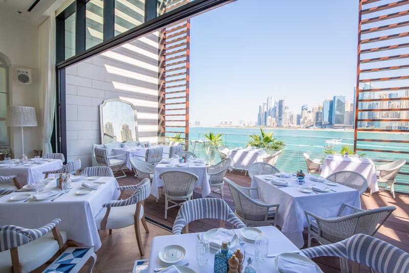 alici bluewaters island best restaurants
