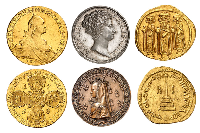 Coins of Islam History Revealed