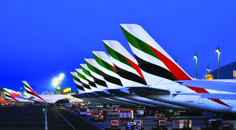 emirates planes feat