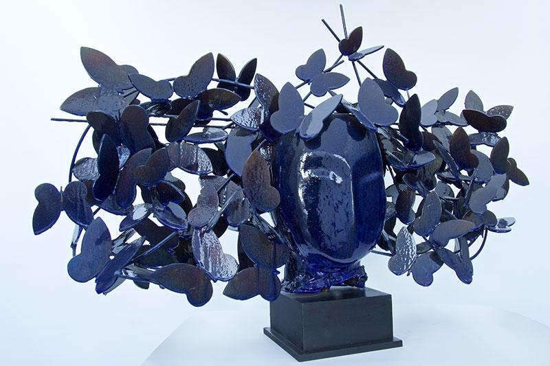 Mariposas Azules II