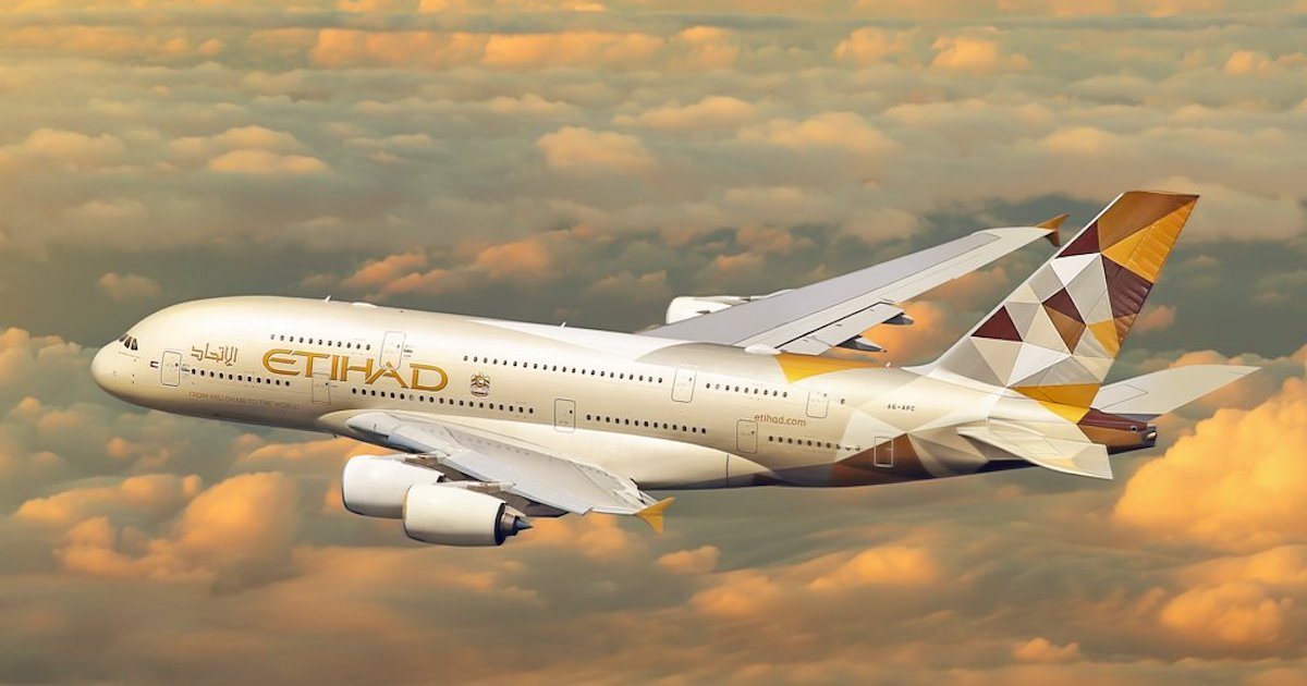 Etihad repatriation