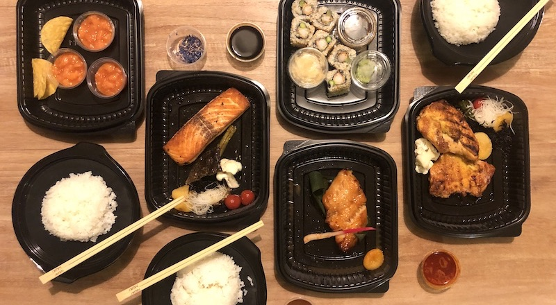 Nobu home delivery