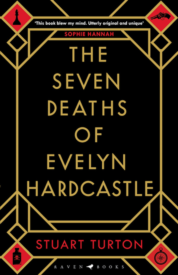 Whats On Bookshelf Seven deaths cover