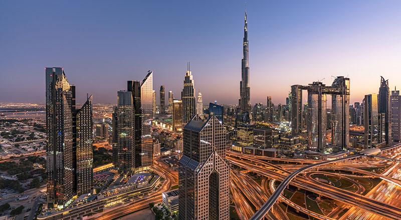 coronavirus update Dubai