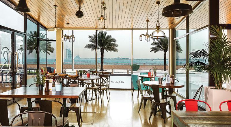 Anantara The Palm Revo Cafe
