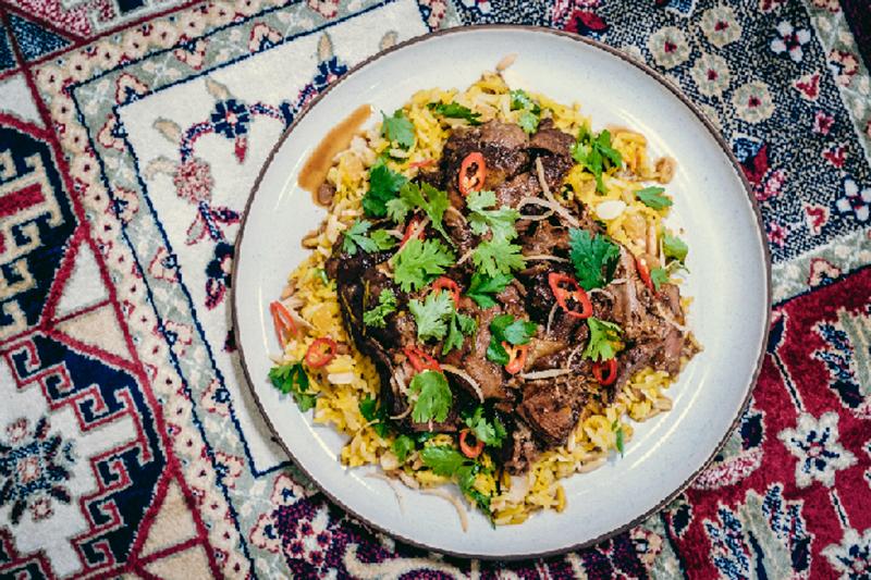 Ramadan Nights Braised Lamb